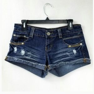 *2 for $20* Almost Famous Jean Shorts